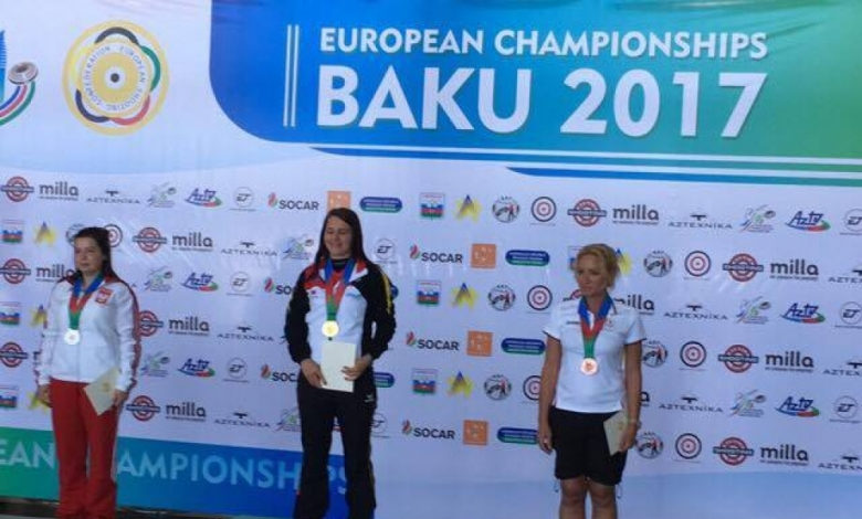 Страхотен успех, Мария Гроздева с бронз от Европейското