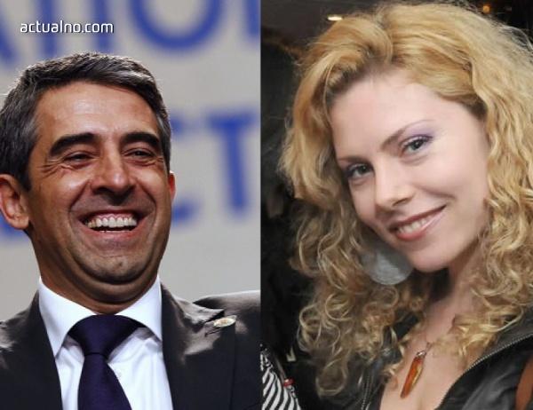 Росен Плевнелиев и синоптичката Деси Банова в любовна връзка?