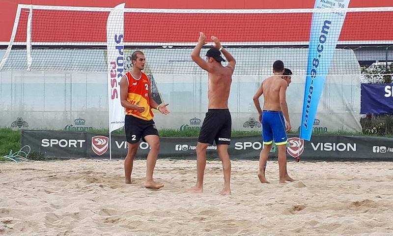 Иван Бонжолов и Стефан Славков спечелиха най-големия турнир по плажен волейбол