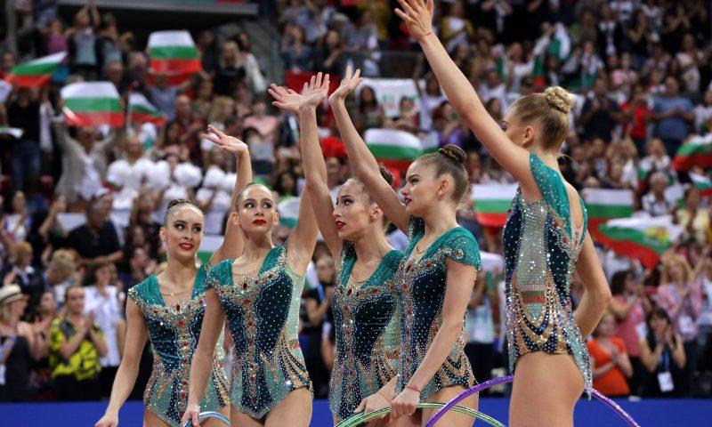 Отново злато за българския ансамбъл