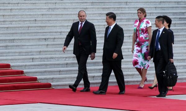 Румен Радев отвори нов етап в отношенията с Китай