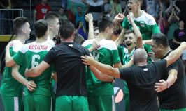 Младите волейболисти са вицешампион на Европа