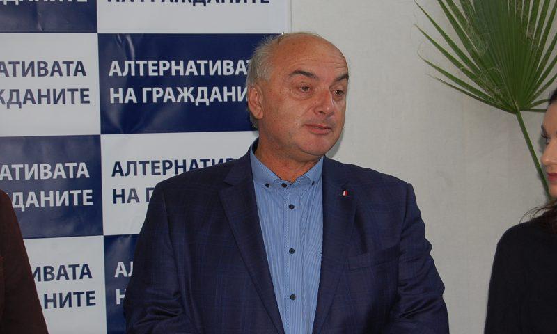 """Бойко Савов – кандидат за общински съветник от листата на Коалиция """"Алтернативата на гражданите"""" №67"""