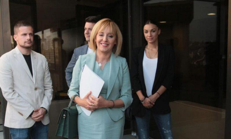 Мая Манолова: Няма да правя партия и няма да подкрепям други кандидати за кметове