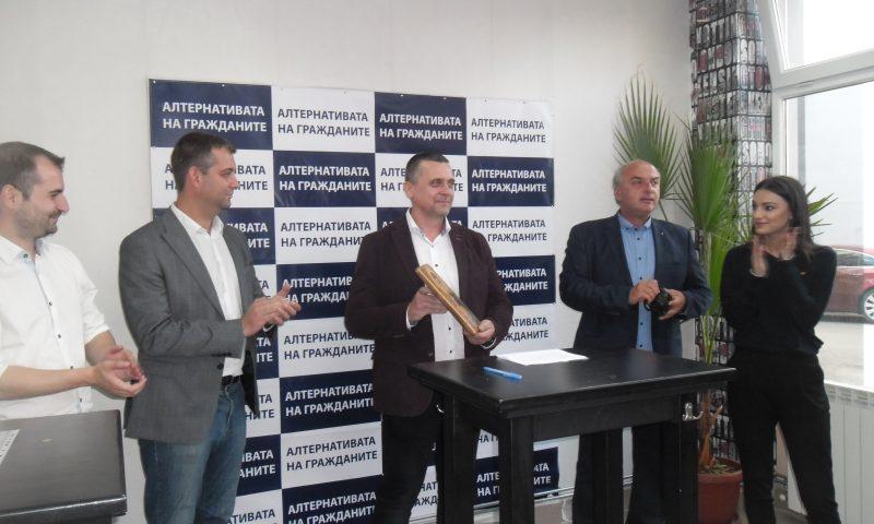 Стефан Николов откри кампанията си за кмет на община Елин Пелин