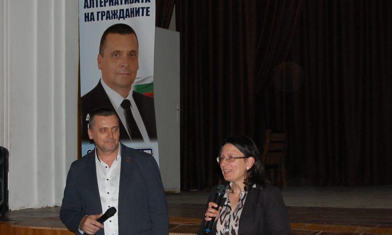Алтернативата на гражданите е с ясна позиция за бъдещето развитие на село Доганово