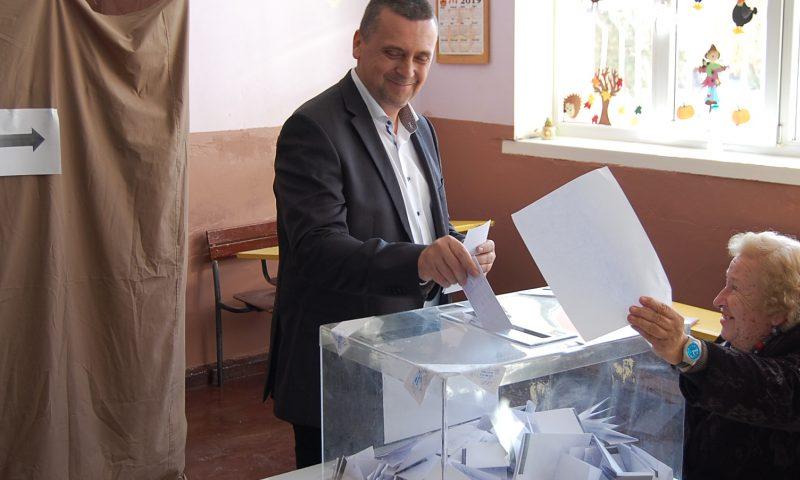 """Стефан Николов: """"Уверен съм в правотата на избора си"""""""