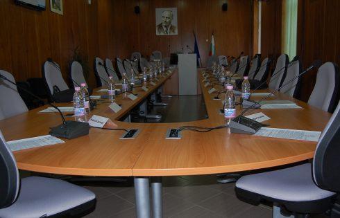 Първо редовно заседание на новоизбрания Общински съвет в Елин Пелин