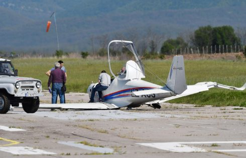 Бизнесменът Ивайло Пенчев катастрофира със самолет на летище Лесново